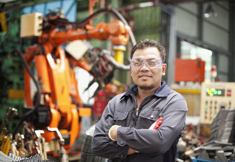 robot programmer contractor